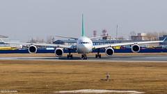 DSC07047 (asya_yushkevich931) Tags: vnukovo aircraft spring 2018 внуково авиация самолет весна
