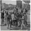 Amsterdam - Van Gogh Double (michaelhertel) Tags: amsterdam vangogh holland netherland sw bw monochrome nikfilter nikanalogeffex europa euope travel street people