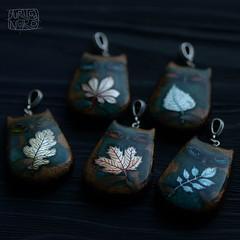 169 (shamancats) Tags: handmade art bohoart handpainted miniature painting shaman witch catart