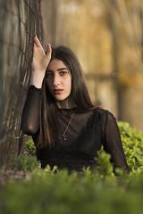 Malena (David Fotografía) Tags: spring portrait light beauty girl