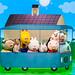Peppa Pig's Adventure - cast (c) Dan Tsantilis