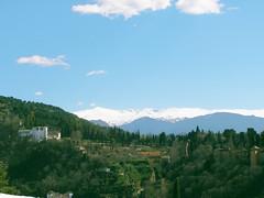 Granada (AlexanderMagnus) Tags: granada paisaje montaña nieve cielo lanscape mountain snow sky aire libre outdoors