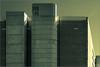 Grim Architecture.jpg (mikeyp2000) Tags: airport building monochrome carpark contrasty concrete architecture splittone zurich