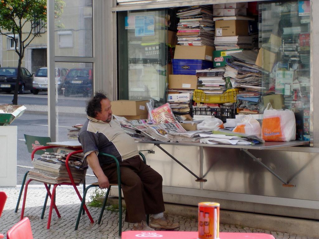 Crónica do trabalho em Portugal, Lisboa — © 2008