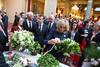 Cérémonie de Remise du Muguet 2018 à l'Elysée (Marché de Rungis) Tags: élysée président macron muguet layani rungis marchéderungis cérémonie tradition