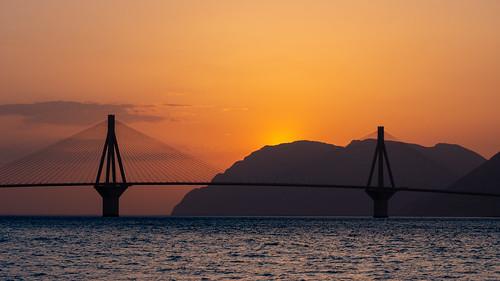 Rio–Antirrio Bridge - Γέφυρα Ρίου-Αντιρρίου