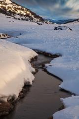 Perisher Valley || NSW SNOWY MOUNTAINS || AUSTRALIA (rhyspope) Tags: australia aussie nsw new south wales perisher valley snow winter ice creek stream river white cold snowy mountains rhys pope rhyspope canon 5d mkii