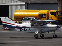 G-BVIK Maule Star Rocket Private (Aircaft @ Gloucestershire Airport By James) Tags: gloucestershire airport gbvik maule star rocket private egbj james lloyds