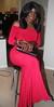 Norma Kamali Fishtail Gown (darlene362538) Tags: transgender transvestite transsexual crossdress africanamerican pretty sexy beautiful lips
