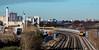 66112 (Peter Leigh50) Tags: train cement railway railroad urban city cityscape factory works class 66 fujifilm fuji xt10 db cargo ews shed 08