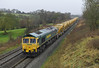 Witham Friary, Frome (DieselDude321) Tags: 66534 class 66 freightliner 6c72 1125 fairwater yard westbury down tc witham friary somerset frome