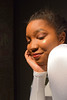 Just a little smile... (slammerking) Tags: portrait woman girl beauty ballet ebony smile
