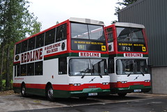 Redline bus and coach (Hesterjenna Photography) Tags: yil6982 yil6987 r342rra r347rra redline preston volvo citybus eastlancs decker