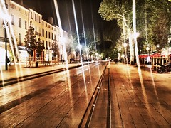 La route - Aix en Provence (FR)