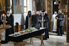 14. Похороны схимон. Любови в Богородичном
