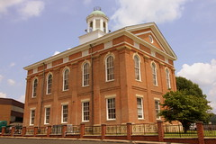 Hancock County Courthouse - Hawesville, KY (SeeMidTN.com (aka Brent)) Tags: hawesville ky kentucky hancockcounty courthouse countycourthouse uscckyhancock 1859 nrhp bmok bmok2