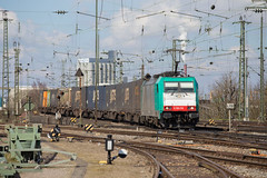 Alpha Trains 186 210 Basel Bad (daveymills37886) Tags: crossrail alpha trains 186 210 basel bad baureihe cargo traxx bombardier