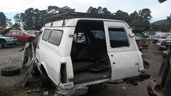 1993 Ford Falcon (XG) GLi Panel Van (ans.yu460) Tags: fdy949 1993 ford falcon xg gli panel van