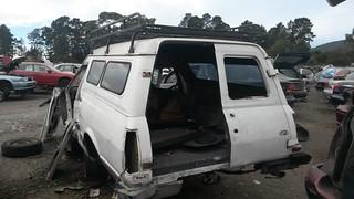 1993 Ford Falcon (XG) GLi Panel Van