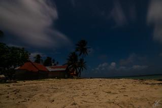 Noches tropicales (Larga Exposición) - Archipiélago de San Blas