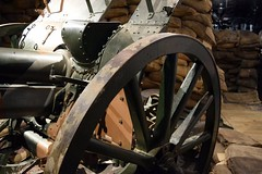 "British 4.5 QF Howitzer 11 • <a style=""font-size:0.8em;"" href=""http://www.flickr.com/photos/81723459@N04/41248145031/"" target=""_blank"">View on Flickr</a>"