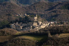 Montefortino (Leonardo Del Prete) Tags: montefortino paese town sibillini sibilla appennino appennini marche italy italia