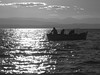 Fishing with flares (senza senso) Tags: greece macedonia fishing flares darktable sea macedoniagreece makedonia timeless macedonian macédoine mazedonien μακεδονια македонија