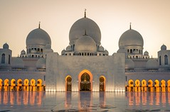Sheikh Zayed Mosque - Abu Dhabi (go-Foto) Tags: sheikh zayed mosque abu dhabi night