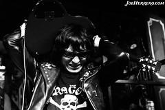 Guitar Wolf (Joe Herrero) Tags: rock roll punk guitar bolo gig attitude