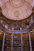 abbey library (LG_92) Tags: pannonhalma hungary monastery abbey architecture historic nikon dslr d3100 2018 april indoor library books shelves rotunda ceiling