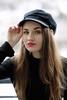 Hi! (piotr_szymanek) Tags: marcelina marcelinab portrait outdoor balcony woman milf young skinny face eyesoncamera longhair hat smile 1k 20f 5k 50f 10k 20k closeup