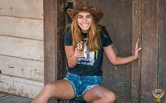 Beautiful Cowgirl Model Portraits Goddess! Girl & Gun! Daisy Dukes Short Shorts Cutoffs Denim Jeans Shorts! Portraiture of Gold 45 Revolver Golden Ratio Girl in Cowboy Boots and Cowboy Hat! Girls & Guns! Sexy Hot Cowgirl! Long Legs! (45SURF Hero's Odyssey Mythology Landscapes & Godde) Tags: beautiful cowgirl model portraits goddess girl gun daisy dukes short shorts cutoffs denim jeans portraiture gold 45 revolver golden ratio cowboy boots hat girls guns sexy hot long legs sexiest hottest