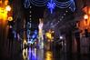 Blue night street (DameBoudicca) Tags: malta malte マルタ valletta lavaleta lavalette lavalletta バレッタ night natt nacht notte nuit noche 夜 street gata strase calle rue strada 道