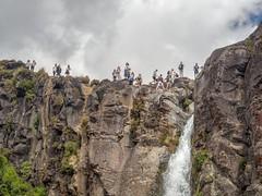 Close to the Edge (Glen Zazove) Tags: waterfall tongoriro taranaki newzealand water