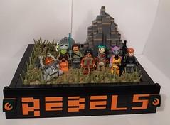 Star Wars Rebels- Heroes of Lothal 1