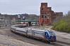"Amtrak Train No. 311, ""The Missouri River Runner"", in Kansas City, MO (""Righteous"" Grant G.) Tags: siemens charger amtrak midwest locomotive passenger train trains coach wye kansas city missouri kct eas west river runner"