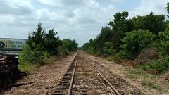 IMG_20180418_140308619 (LnCS) Tags: giddings line railroad rehab rehabilitation construction texas sp htc austin western