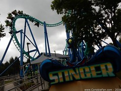 Stinger (Canobie Fan) Tags: stinger 2016 canobiefan usa geotagged steel roller coaster dorney park wildwater kingdom allentown pennsylvania