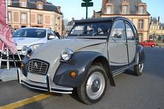 Citroën 2cv Charleston (Monde-Auto Passion Photos) Tags: voiture vehicule auto automobile citroën 2cv deuche charleston gris grey ancienne classique collection france fontainebleau