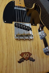 My newest Telecaster is just about mapped out properly (David Neely) Tags: fender telecaster guitars repair guitar guitarists