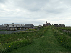 King's Bastion View 2 (daryl_mitchell) Tags: louisbourg fortress national historic site capebreton island novascotia canada summer 2017 bastion