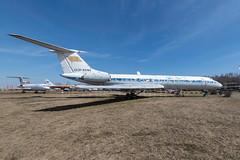 SSSR-65748 (Powercube) Tags: ulyanovsk aeroflot tupolev tupolevtu134 tupolevtu134a tu134a tu134