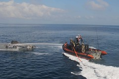 Zephyr Interdiction (Coast Guard News) Tags: navy coastguard drugs smuggling interdiction unitedstates us