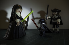 The Force is stong in this one!!! (Harry -[ The Travel ]- Marmot) Tags: holland nederland netherlands dutch hollands nl amsterdam mokum rijksmuseum martenenoopjen playmobil lego dartvader theforce miniature mini toy rembrandt merchandise allrightsreservedcontactmebyflickrmail girlpower