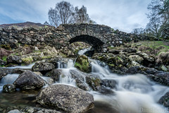 Ashness Bridge (Daniel Coyle) Tags: ashnessbridge ashness bridge river beck lakedistrict cumbria keswick borrowdale danielcoyle nikon nikond7100 d7100 longexposure uk england nationaltrust