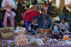 Ihosy Market smiles (NettyA) Tags: 2017 africa betsileo fianarantsoaprovince ihosy madagascar malagasy children localpeople markettown people town travel