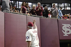 Baseball vs Miami (Jacob Gralton) Tags: fsu baseball mike martin ncaa sport sports photography