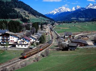 Der Drei-Zinnen-Blick von Welsberg