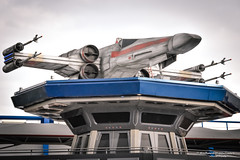 Star Wars X-Wing at Star Tours - Disneyland Park/FR (About Pixels) Tags: 0502 2017 aboutpixels chessy discoveryland disney disneylandparis disneylandpark disneylandparkparis fr france frankrijk iledefrance lenteseizoen mnd05 marnelavallée nikond7200 nikon parisianregion springseason startours starwars starfighter t65xwingstarfighter xwing collecties may mei régionparisienne îledefrance