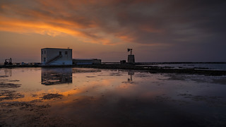 Salt factory - Nubia - Italy